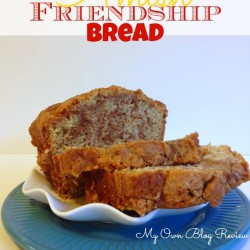 Amish Friendship Bread Without A Starter
