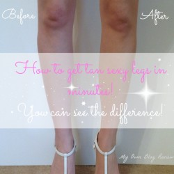 Airbrush Legs by Sally Hansen Review