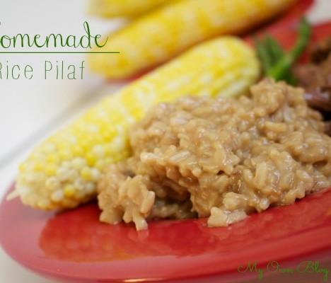 Homemade-Rice-Pilaf-Recipe