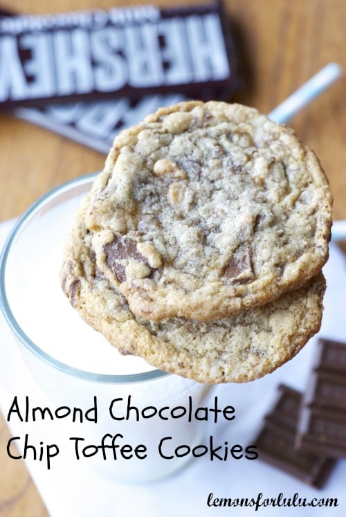 Almond-Chocolate-Chip-Toffee-Cookies