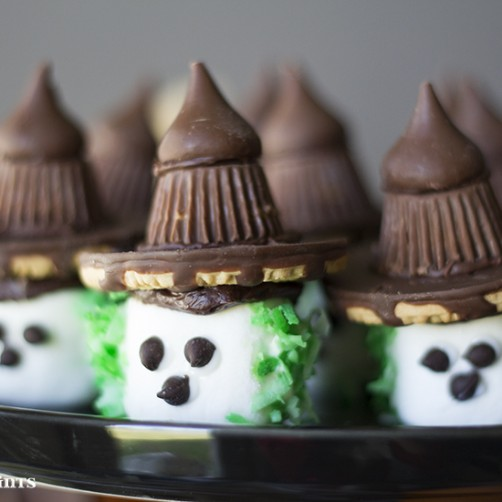 Witch Marshmallows