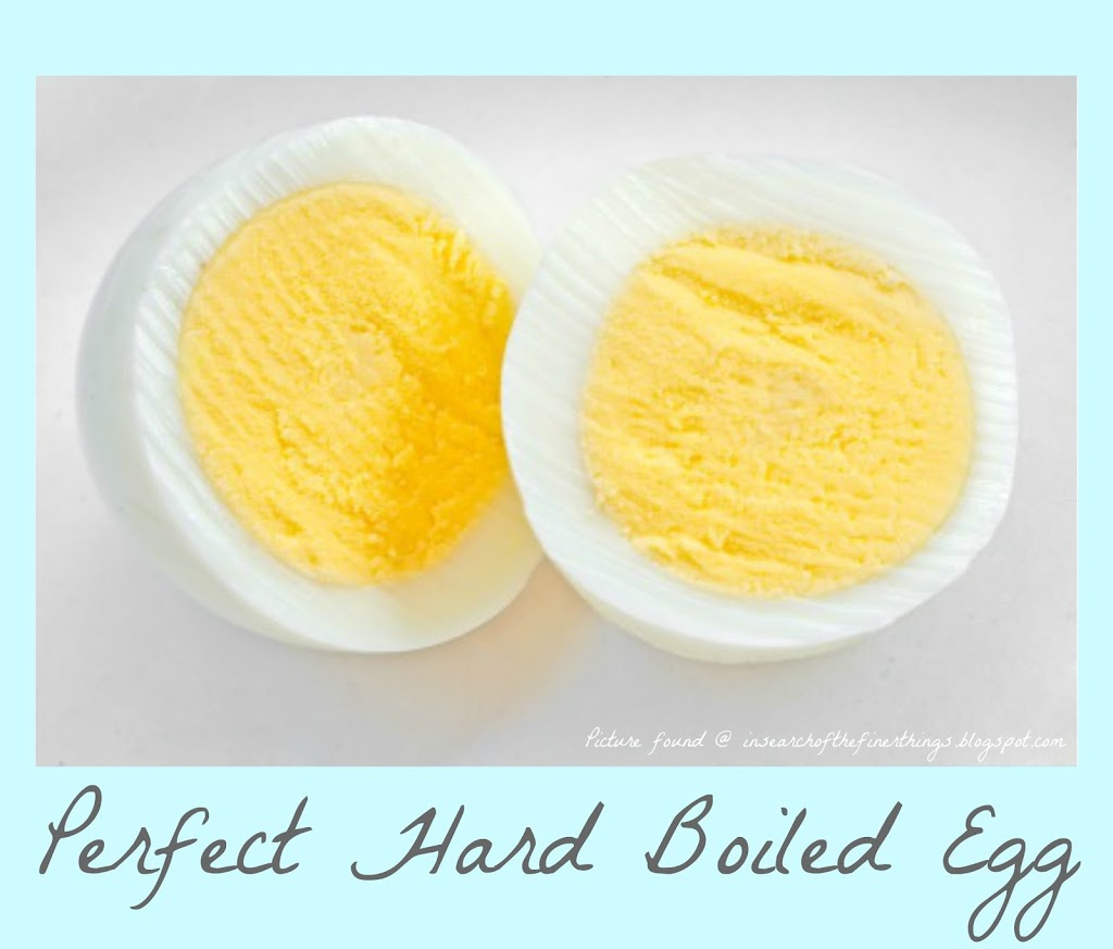 Perfect Hard Boiled Egg. Embellishmints.com