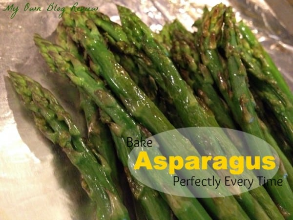 Ever wonder How To Bake Asparagus? Sick of disgusting Asparagus? This is the only recipe you will ever need because it turns out perfect every time! It's always a huge success. www.Embellishmints.com