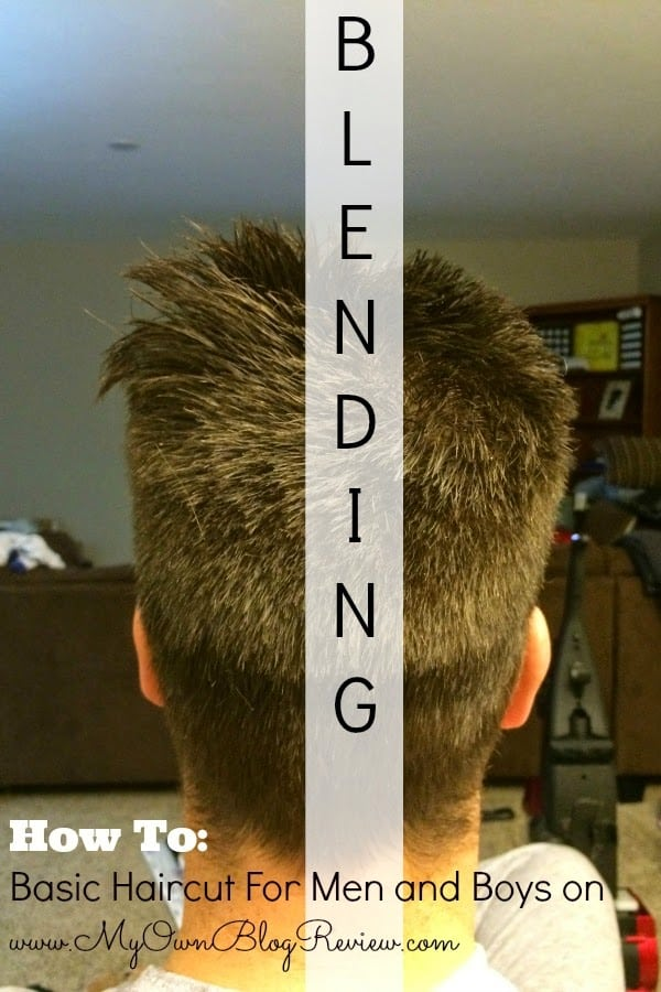 HOW TO CUT MENS HAIR // Basic Haircut for men and boys. No beauty school required! I will show you how to cut mens hair and save hundreds of dollars. www.Embellishmints.com