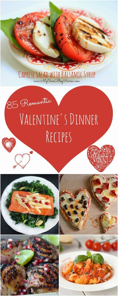 Valentine's Day Dinner Food & Wine's best Valentine's Day dinner recipes and tips include delicious and easy dinner ideas, romantic recipes to impress your date and a guide to aphrodisiac cocktails.