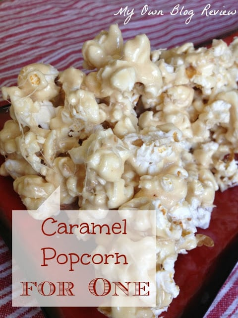 Caramel Marshmallow Popcorn is easy to make for large or small group. Perfect popcorn recipe for one or many. Share this with your friends, they'll love it! www.Embellishmints.com