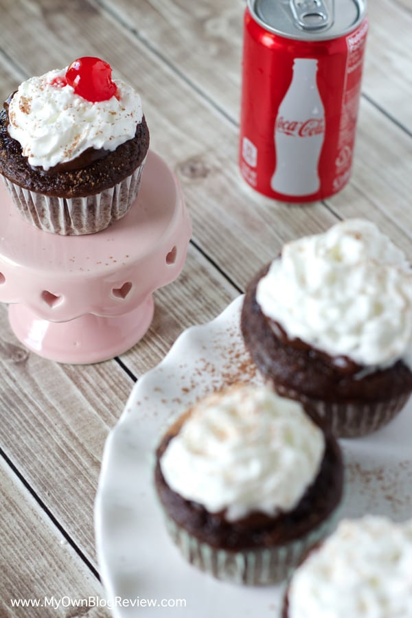 I had so much fun making these Chocolate Pudding Cupcakes. They are beyond moist and flavorful. The chocolate pudding infused in the rich cake and paired with the subtle flavor of whipped cream is an amazing combination. www.Embellishmints.com