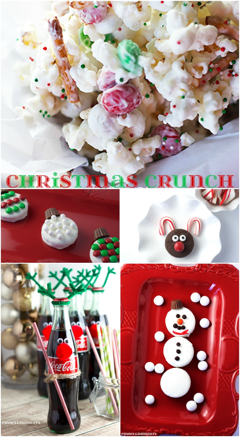 christmas party food ideas for kids embellishmints