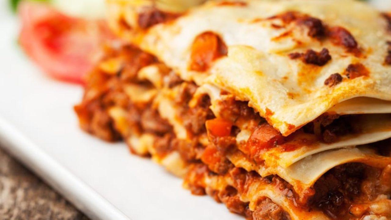 Triple Cheese Meat And Veggie Lasagna Embellishmints
