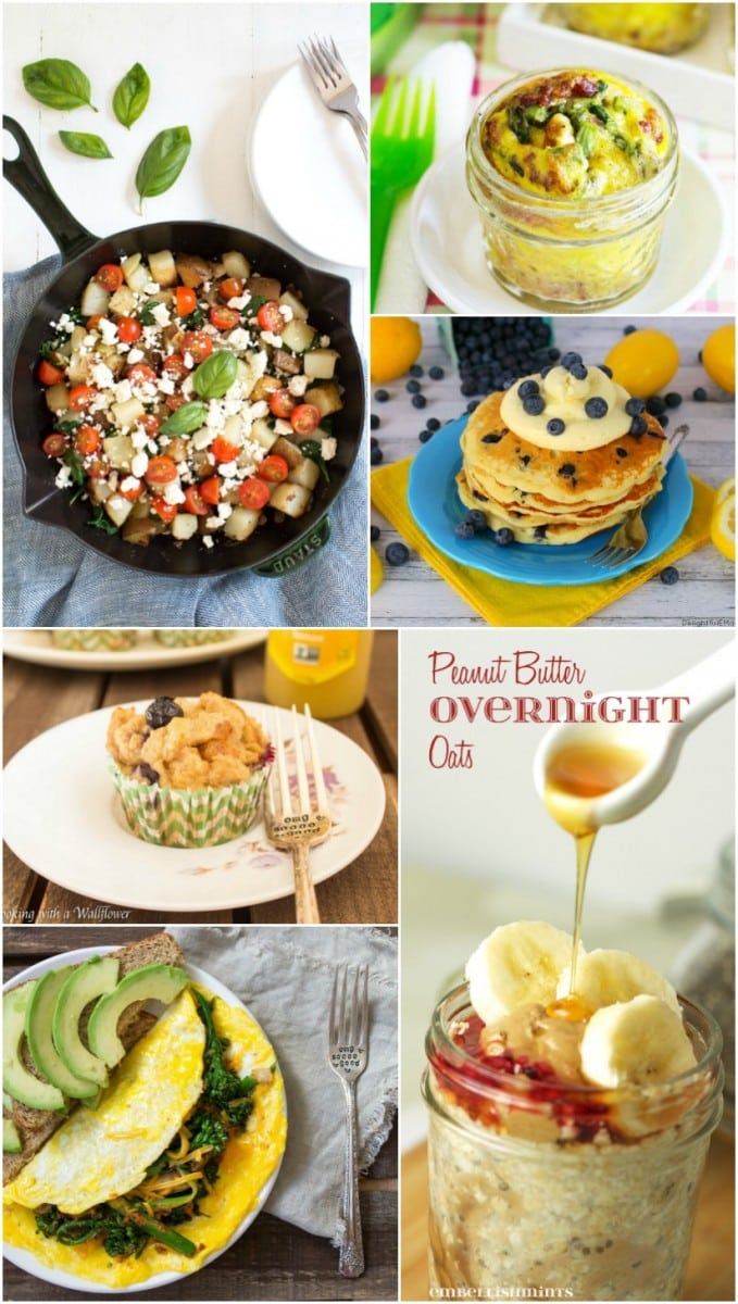 I love all these delicious breakfast recipes. You have to check them out! www.Embellishmints.com