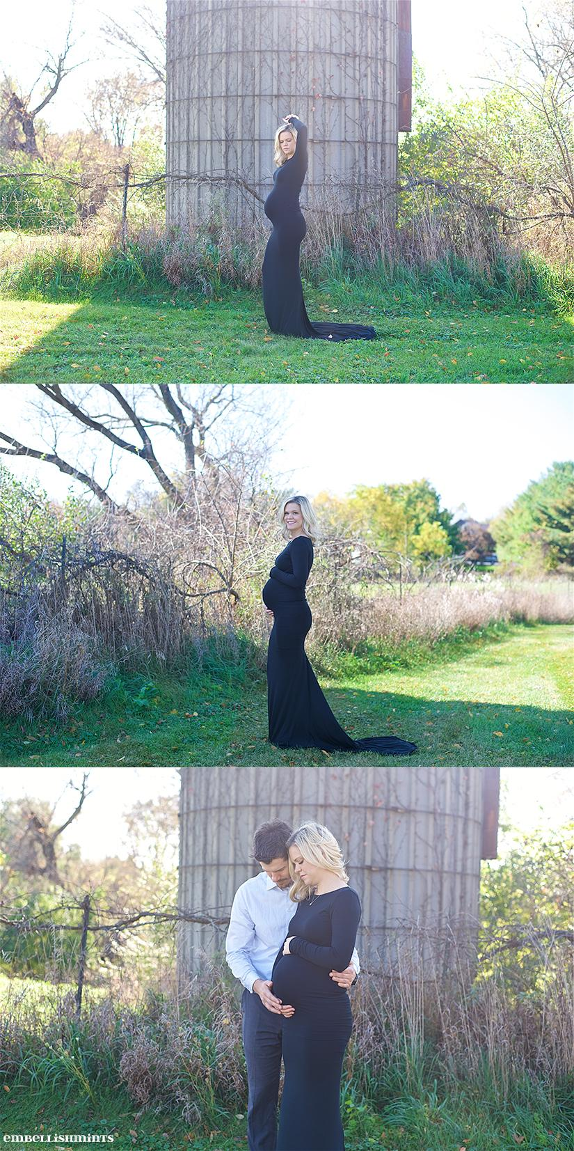 TIMELESS MATERNITY PHOTOS. Looking for truly timeless maternity photos that will stand the test of time? Show your photographer these photos and you will love the results! www.Embellishmints.com