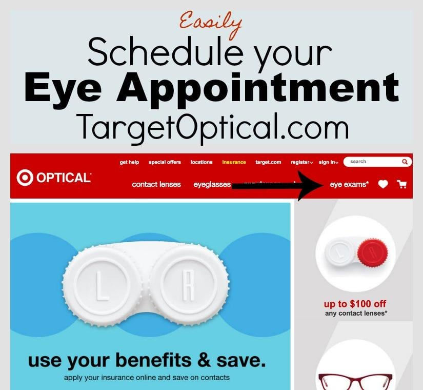 I have to tell you about something that is life changing as a mom. My last eye appointment was 2 hours. My appointment at Target Optical® was 30 minutes! www.Embellishmints.com