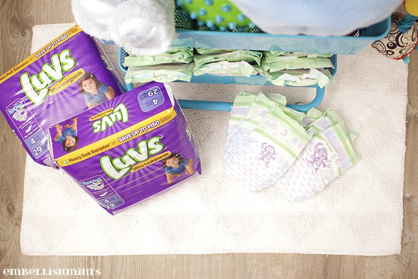 I'm sharing the best overnight diapers with you! Find out which they are, and just how I found out they were the best. www.Embellishmints.com