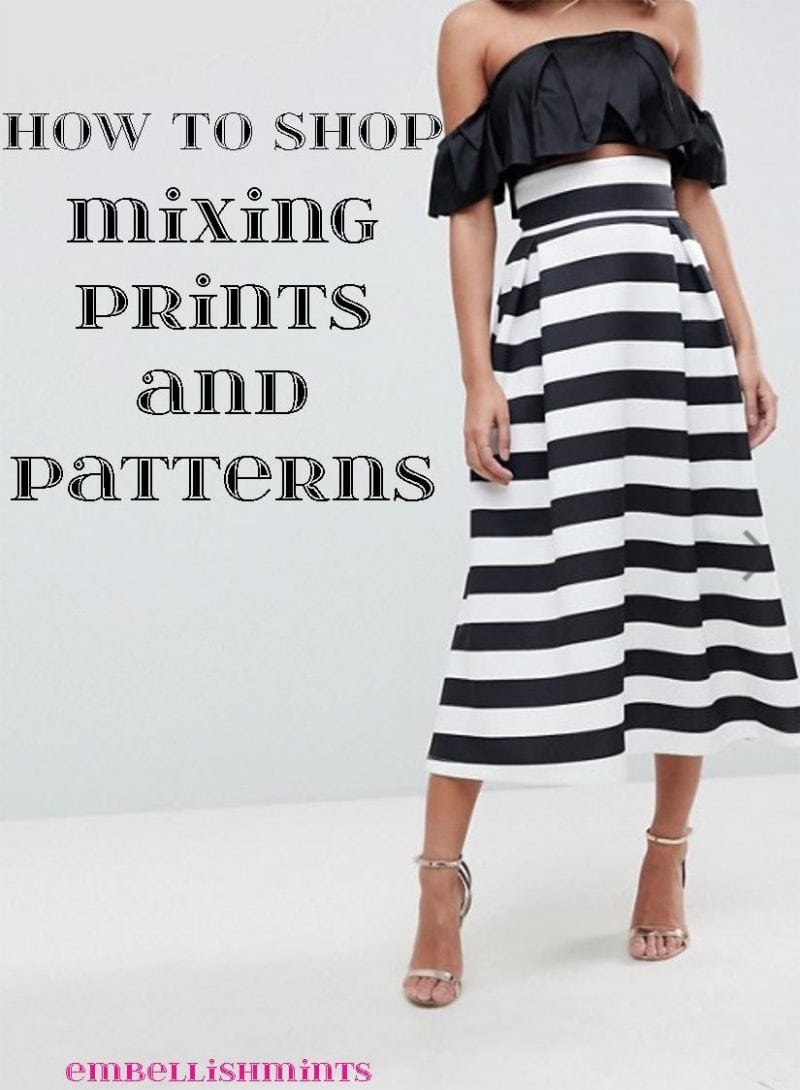 How To Shop: Prints and Patterns