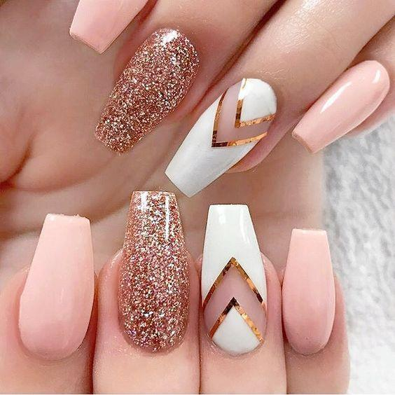 Nail Designs for Spring Winter Summer Fall. 42 Nail Art Ideas All Girls  Should Try - Nail Designs For Sprint Winter Summer And Fall. Holidays Too!