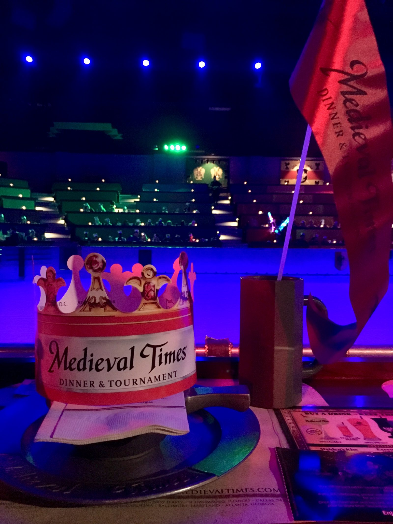 Medieval Times Dinner and Tournament is a must for your family to do together. Comfort food and entertainment, there is definitely something for everyone! Learn more at www.Embellishmints.com