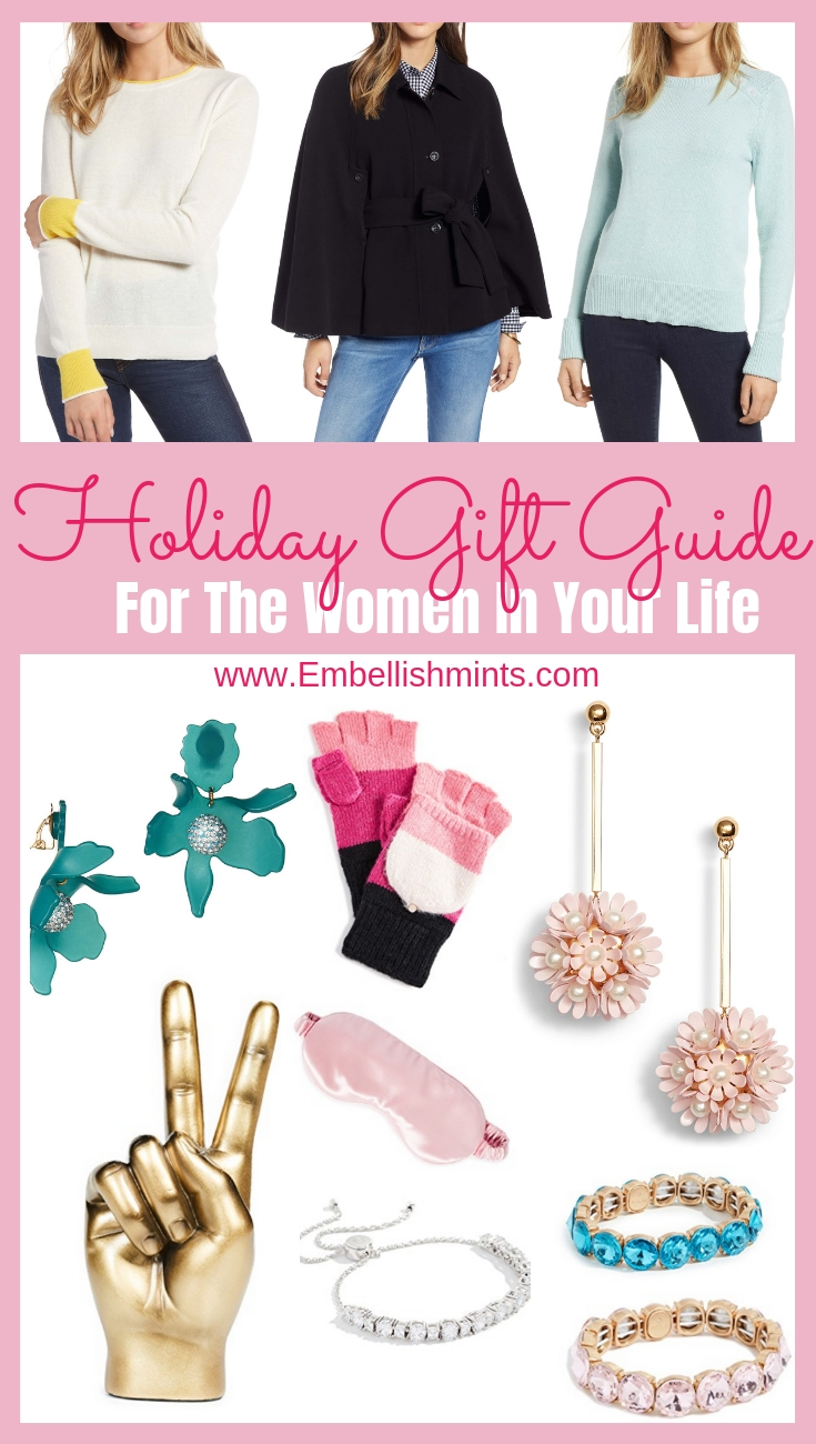 Holiday Gift Guide || Gifts For Women
