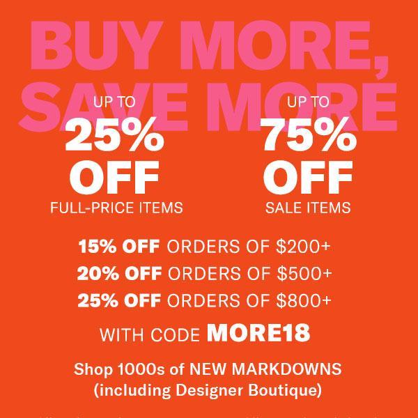 Best Steals On Shopbop Right Now on www.Embellishmints.com